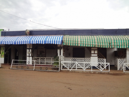 Plot 8 - Lugard Road - Shops