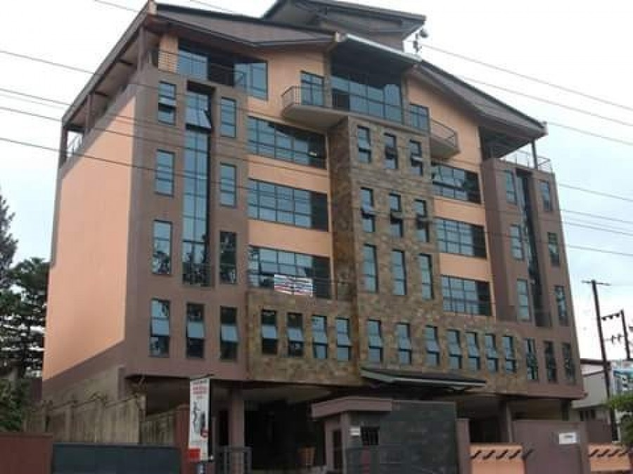 Plot 78 - Kira road ( Media Plaza ) - Offices