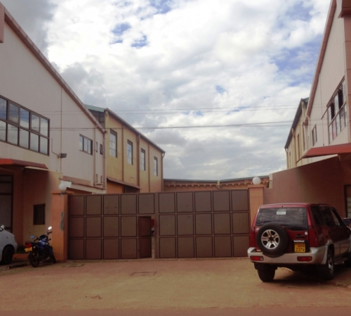 Plot 32 - 36 - Kibira Road - Warehouses