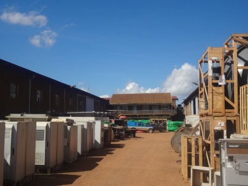 Plot M232 - Nakawa - Warehouses