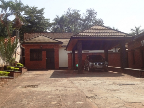 Plot 3 - Katonga Road - Bungalow