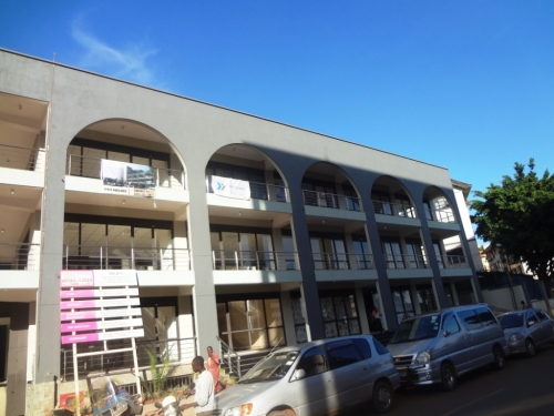 Plot 13 - Mukwano Court - Shops