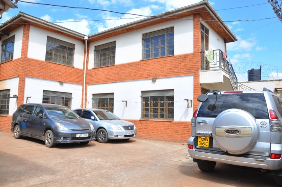 Plot 8 & 12 - Makerere Road - Appartments
