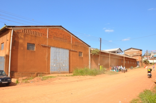 Plot M282 - Nakawa - Warehouses