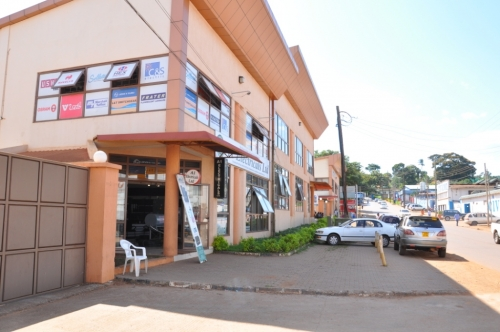 Plot 32 - 36 - Kibira Road - Showroom